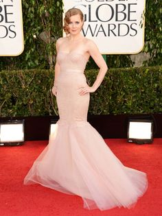 Golden Globes 2013: Amy Adams
