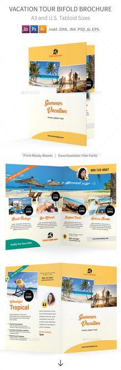 informational brochure templates free - tri fold brochure template travel agency free travel