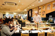 Umegaoka Sushi no Midori @ Umegaoka, Tokyo
