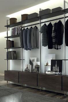 Wardrobe Rack, Shelving, Closet, Furniture, Home Decor, Shelves, Armoire, Decoration Home, Room Decor