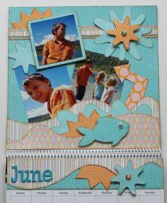 Kiwi Lane: Calendar (June)
