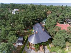 http://www.palace-pobierowo.pl Aerial View