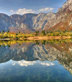Bohinj-tó, Szlovénia