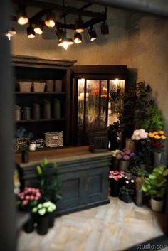 Studio Soo :: Flower shop 2.