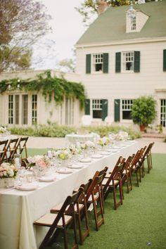 mccormick home ranch wedding reception http://www.weddingchicks.com/2013/10/28/vintage-wedding/