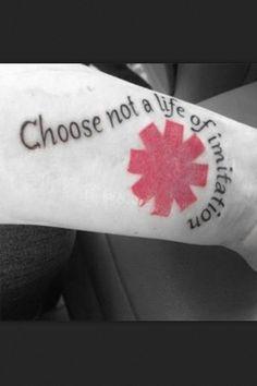 Choose not a..