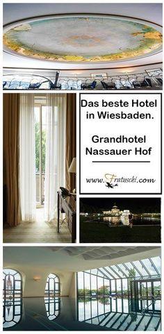 Nassauer Hof Wiesbaden: 5 Sterne mit Herz und Ente.
