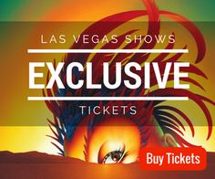 Tickets deals you won't find anywhere else! #LasVegas #travel