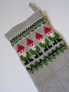 23 Ideas Diy Christmas Stockings Fair Isles For 2019 Knitting Charts, Knitting Socks, Hand Knitting, Knitting Patterns, Crochet Patterns, Knitted Christmas Stocking Patterns, Knitted Christmas Stockings, Christmas Knitting, Diy Christmas