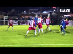 FOOTBALL -  Brackley Town vs Gillingham 1-0, FA Cup First Round Proper 2013-14 highlights - http://lefootball.fr/brackley-town-vs-gillingham-1-0-fa-cup-first-round-proper-2013-14-highlights/