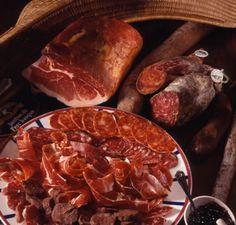 salami! soppresata, capicola, Calabrese, and Italian dry salami are my favorites.