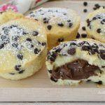 Super krémové makové rezy | Božské recepty Mini Desserts, Dessert Recipes, Muffin Nutella, Cupcake Cakes, Cupcakes, Yummy Treats, Yummy Food, Cooking Cake, Biscotti