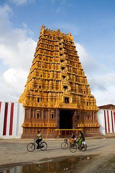 Nallur-Kandaswamy-Kovil, Jaffna, Sri Lanka
