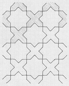 Islamic Art - Carreaux 8