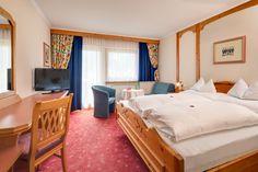 Doppelzimmer Mayrhofen mit Balkon