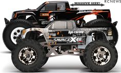 HPI Savage XL 5.9