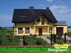 POKOJE NAD MORZEM - NocujZnami.pl || Noclegi nad morzem ||  #apartamenty #morze #apartments #polska #poland || http://nocujznami.pl/noclegi/region/morze