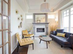 """Casa en Vancouver - AD España, © Janis Nicolay """"¡Guau! es la palabra pronunciada por todo el mundo que nos visita en nuestra hermosa casa nueva"""", cuenta la propietaria de esta vivienda cuyo interior es producto del trabajo de la diseñadora de interiores Ami McKay."""