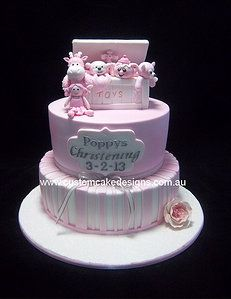 Baby Shower Cake