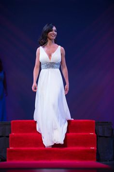 Mrs. Utah America 2014 Evening Gown: HIT or MISS? http://www.thepageantplanet.com/mrs-utah-america-2014-evening-gown/