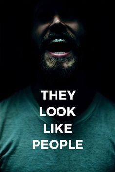Watch They Look Like People (2016) Full Movie