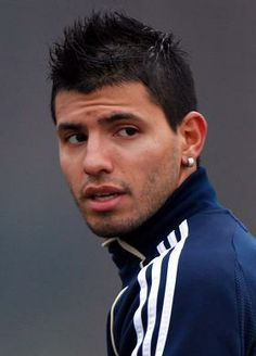 Nice Sergio Kun Aguero Hairstyle Name Pictures Hairstyles - Aguero hairstyle new