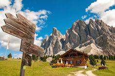 Italien - Dolomiten - beliebte Wanderziele weltweit