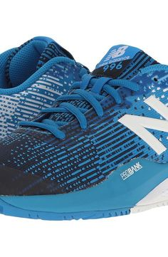 New Balance MC996v3 (UV Blue/White) Men's Tennis Shoes - New Balance, MC996v3, MC996UE3, Footwear Athletic Tennis, Tennis, Athletic, Footwear, Shoes, Gift - Outfit Ideas And Street Style 2017