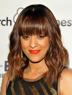 Actress Tia Mowry attends the March of Dimes Celebration of Babies Luncheon at Beverly Hills Hotel on December 6, 2013 in Beverly Hills, Cal...