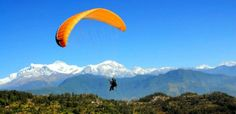 Paragliding in Nepal Pokhara take a taste of paragliding in Nepal then you clear about paragliding Nepal, Pokhra. Paragliding a new adventure sport Nepal Adventure Activities, Adventure Tours, Adventure Travel, Family Adventure, Paros, Rafting, Cheap Domestic Flights, Nepal Culture, Barcelona