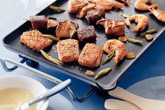 Teppanyaki mixed grill - Recept - Allerhande