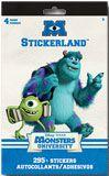 Monsters University Stickerland Pad