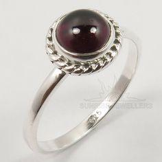 Silver Hoop Earrings, Silver Charms, Silver Bracelets, Sterling Silver Jewelry, Gemstone Jewelry, Silver Ring, Silver Jewellery Indian, Garnet Rings, Moon Necklace