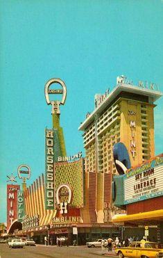 Las Vegas-1960's.