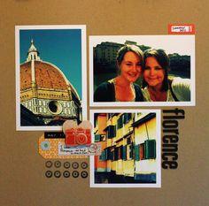 Florence - Scrapbook.com