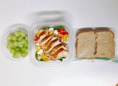 Lunch and snacks for March 15