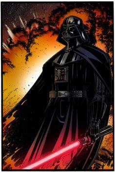 Star Wars - Darth Vader - Star Wars by John Boy & Scott Lewis