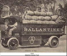 1915 Atlantic 5 Ton Delivery Truck