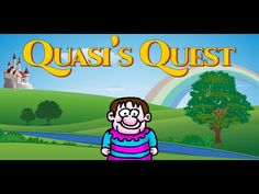 Quasi's Quest is a top down shooter, it's a racer, it's a run and jump platformer, it just might be the best game that you've yet to play!