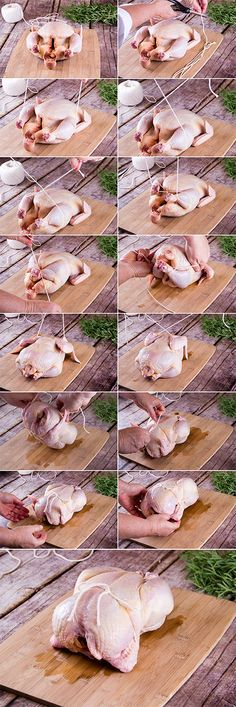 The Ultimate Guide to Trussing a Chicken and a Rotisserie Chicken Recipe from Everyday Good Thinking, the official blog of @Hamilton Beach
