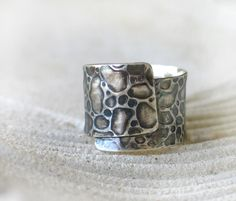 Ring | Maria Studio Design. Sterling silver