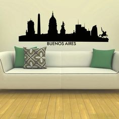 Cityscape Clip Art New Orleans Wall Decal New Orleans