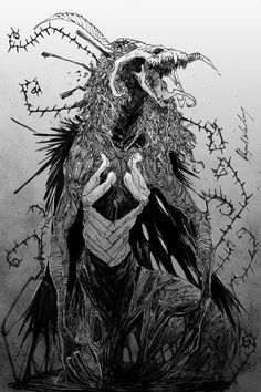 Elias; The Ancient Magus' Bride