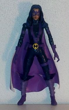 Total Justice HUNTRESS Helena Bertinelli (DC Universe) Custom Action Figure