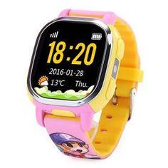 Tencent QQ Watch Smart GPS Tracker WiFi Locating Kids Wrist GSM Watch Phone…