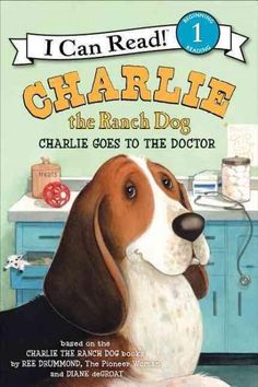 Charlie is the lovable basset hound of the Pioneer Woman, Ree Drummond, and the star of the #1 New York Times bestselling picture book Charlie the Ranch Dog . Now our favorite bacon-loving dog is back
