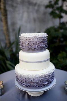 More ombre cake