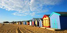 Melbourne's Sea Baths: St Kilda and Brighton Brighton Beach Melbourne, Places In Melbourne, Melbourne Australia, Australia Travel, Brisbane, Places To Travel, Places To Visit, St Kilda, Most Beautiful Beaches
