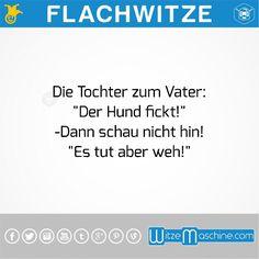 Flachwitze #44 - Der Hund fickt!
