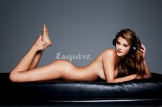Getting to know Nina Agdal.